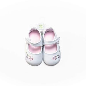 Wee Baby Girl Shoes Sizes 1 - 3